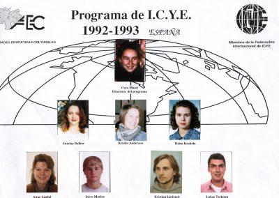 Guiris 92-93